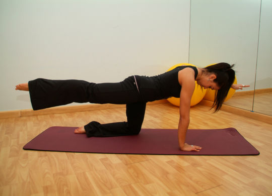 pilates- physiotherapy exercises